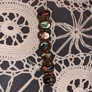 Wooden Religious Bracelet